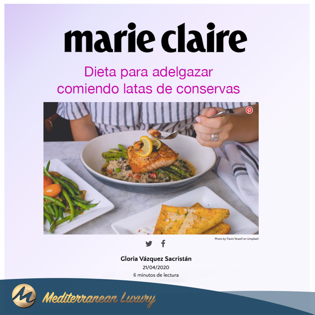 Articulo Marie Claire